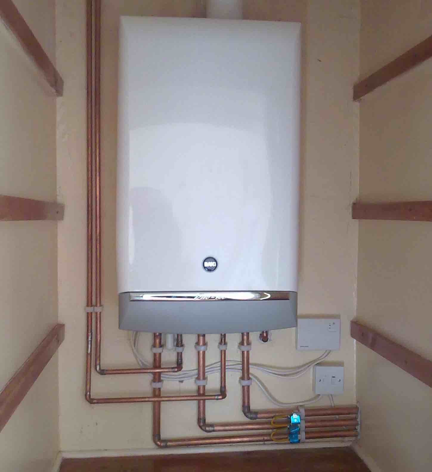 Boiler Replacement Bolton